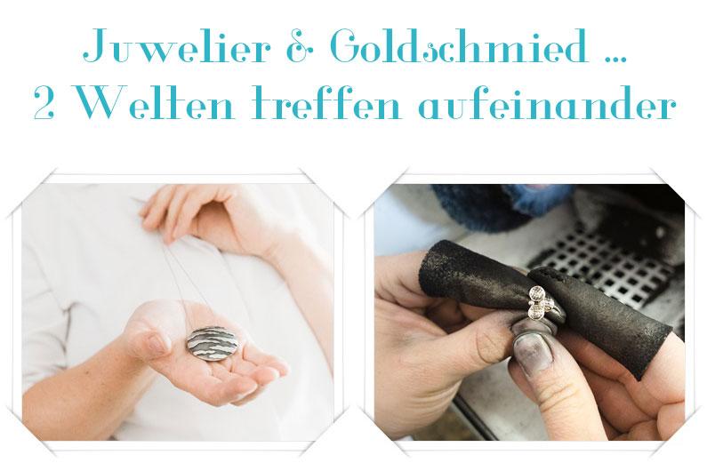Unterschied zwischen Juwelier und Goldschmied?